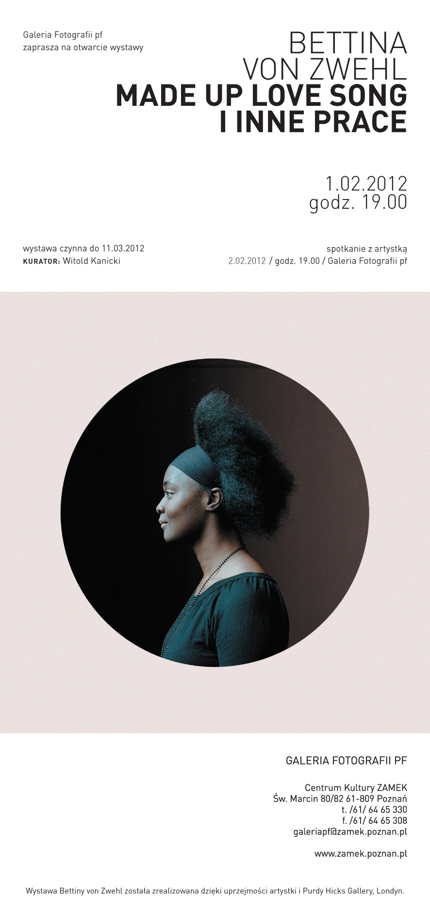 Wystawa Bettiny von Zwehl w Galerii Fotografii pf (źródło: materiał prasowy)