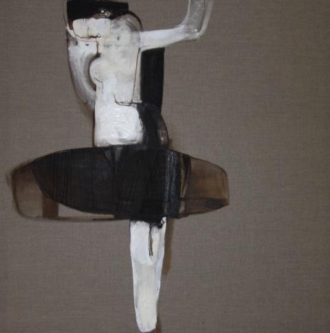 Dance, Magdalena Kwapisz- Grabowska (źródło: materiały prasowe Galerii Platon)