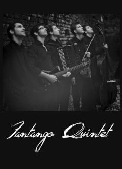 Fantango Quintet (źródło: materiały prasowe Mazowieckiego Centrum Kultury i Sztuki w Warszawie)