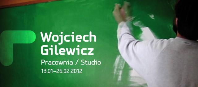 Wojciech Gilewicz, Pracownia (źródło: materiał prasowy)