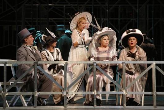 """Fot.: Ch. Zieliński, musical """"My fair lady"""" (źródło: materiały prasowe Teatru Wielkiego w Łodzi)"""