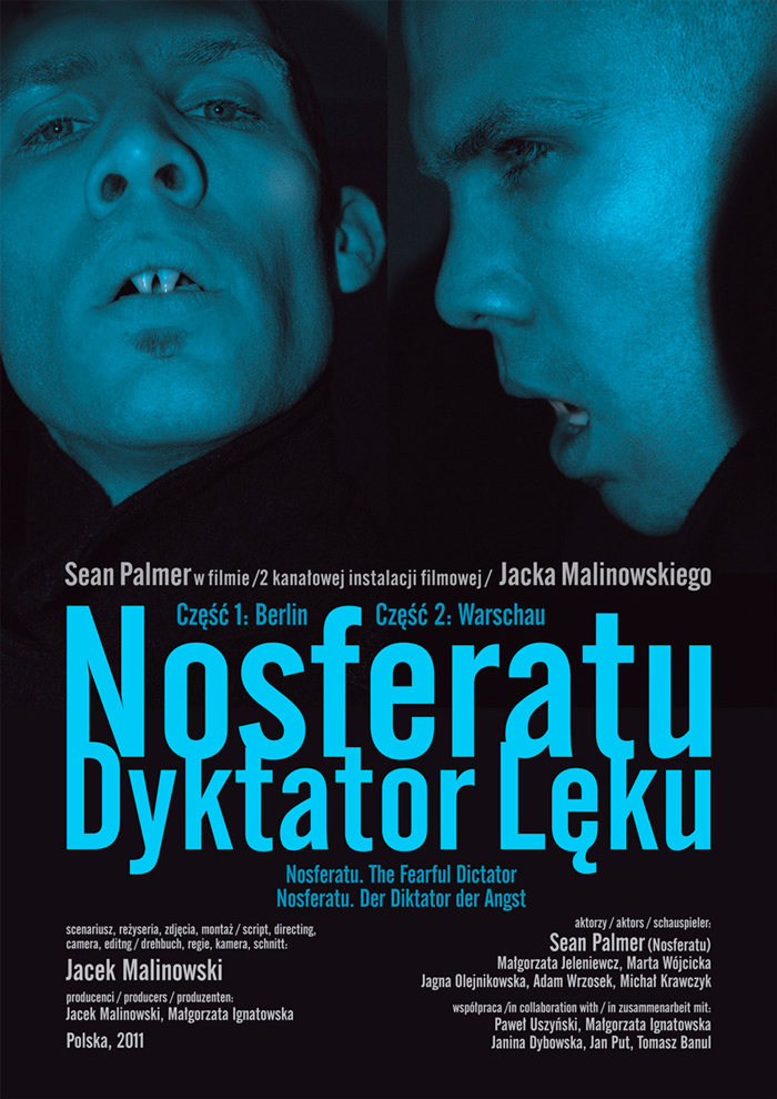 Nosferatu. Dyktator lęku (źródło: materiał prasowy)