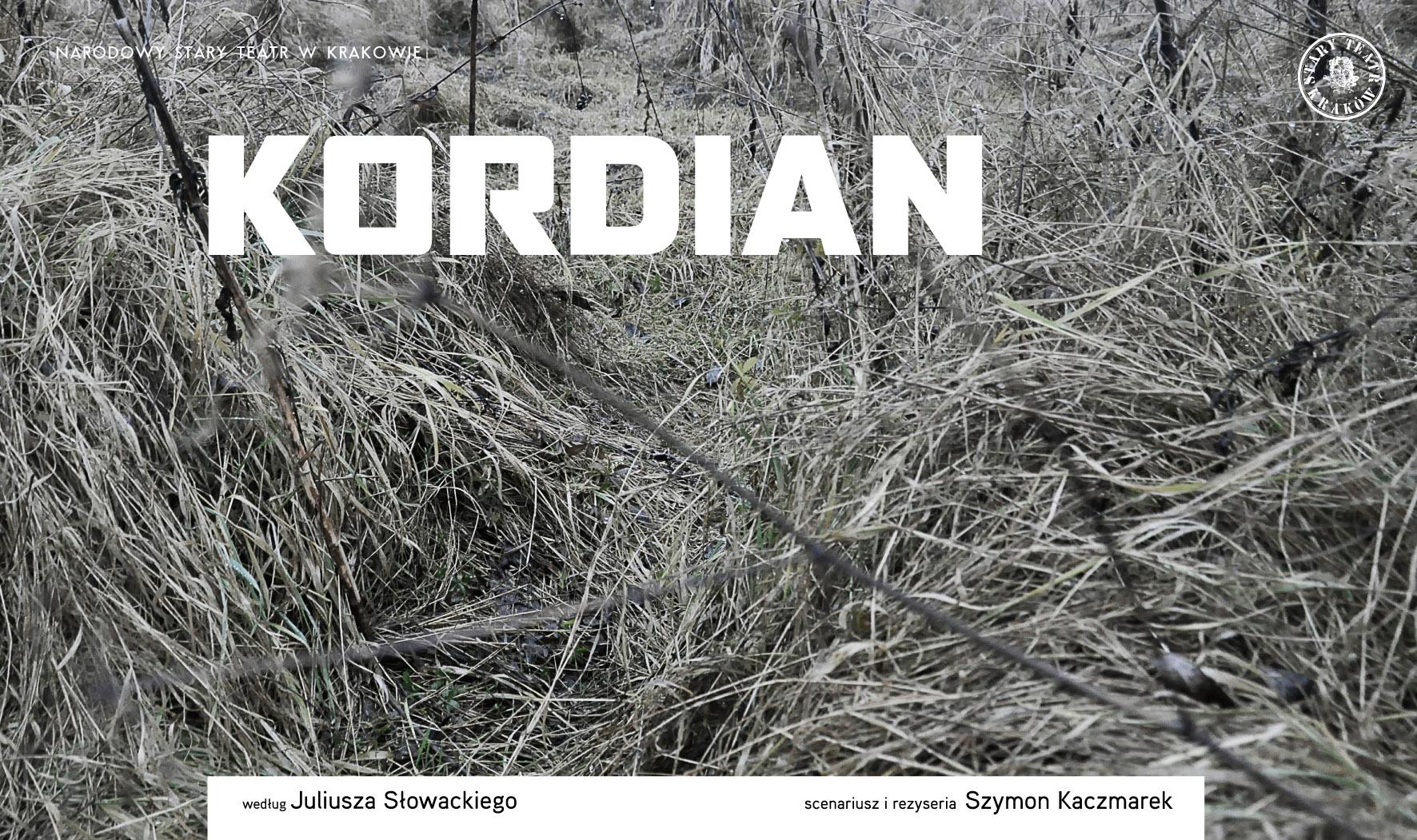 Kordian, reż. Szymon Kaczmarek (źródło: materiały prasowe)