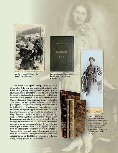 Świat Kresów (źródło: materiały prasowe Muzeum)