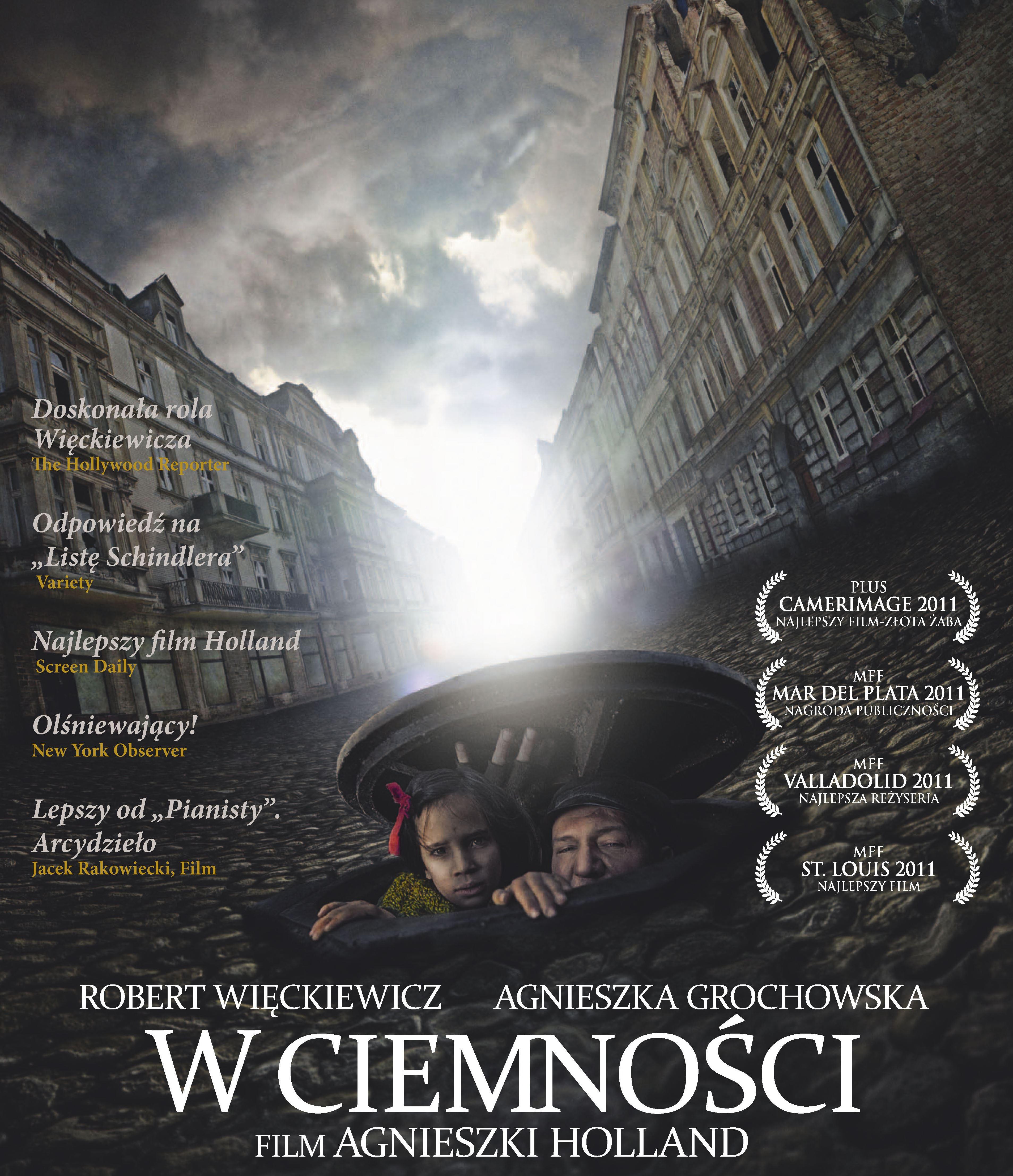 W ciemności, reż. Agnieszka Holland (źródło: materiały prasowe dystrybutora)