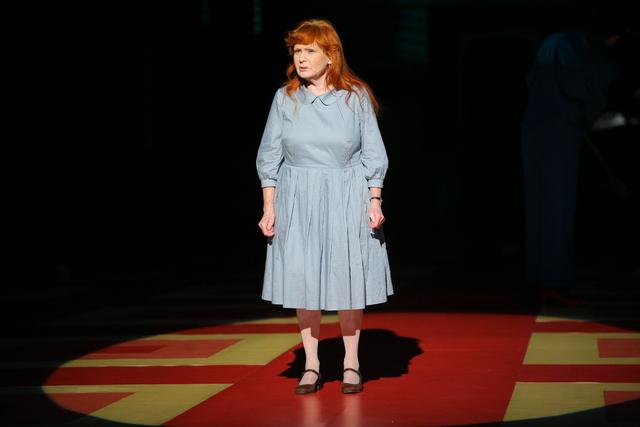 Barbara Krafftówna - Alicja, reż. Paweł Miśkiewicz (źródło: materiał prasowy organizatora)