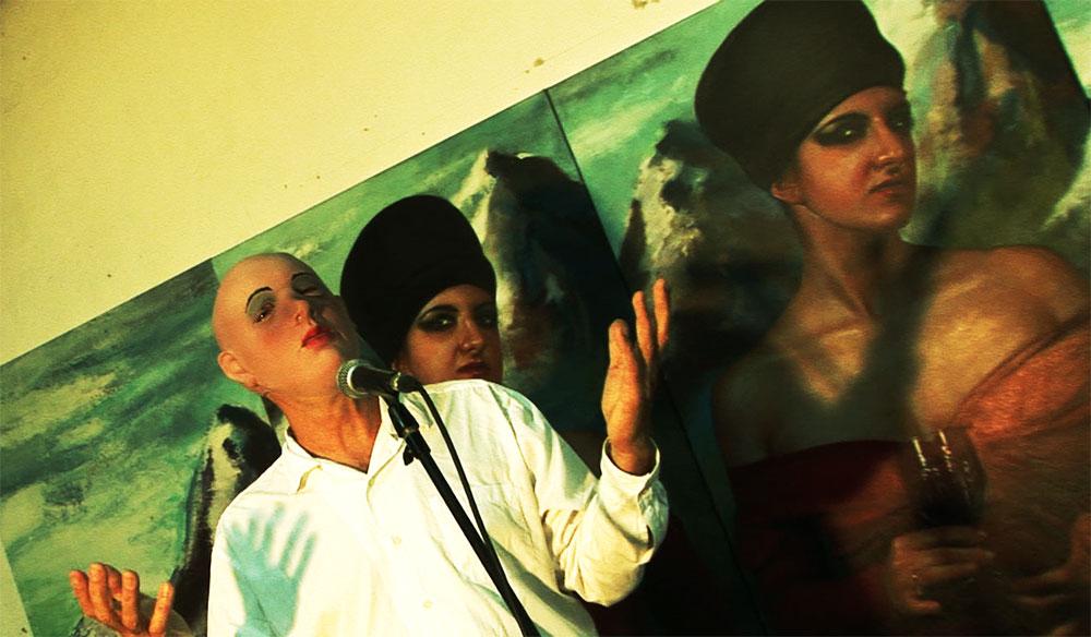 Kadr z filmu Artyści z Koszalina (źródło: materiał prasowy organizatora)