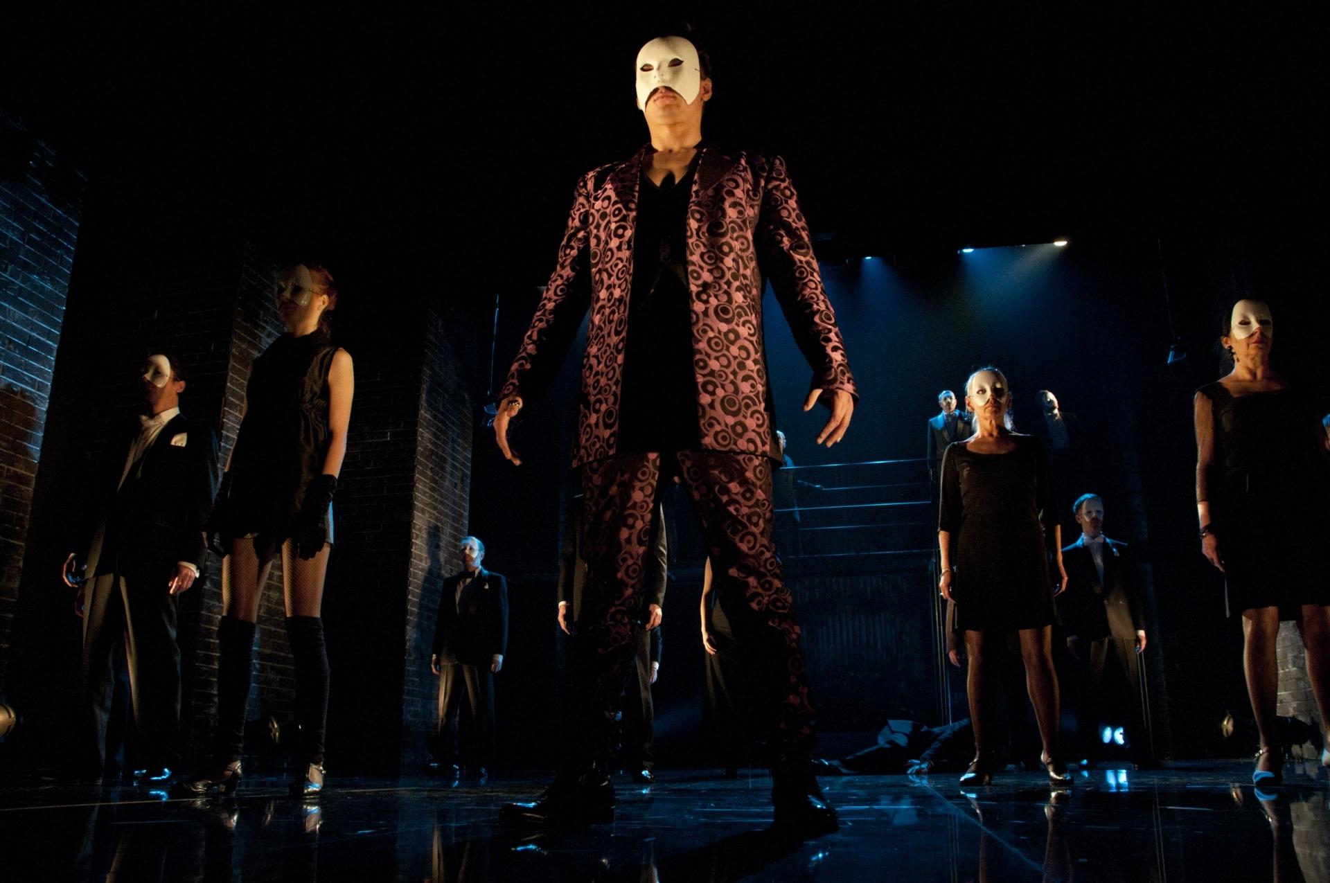 Bal manekin na Polkowickich Dniach Teatru (źródło: materiał prasowy)