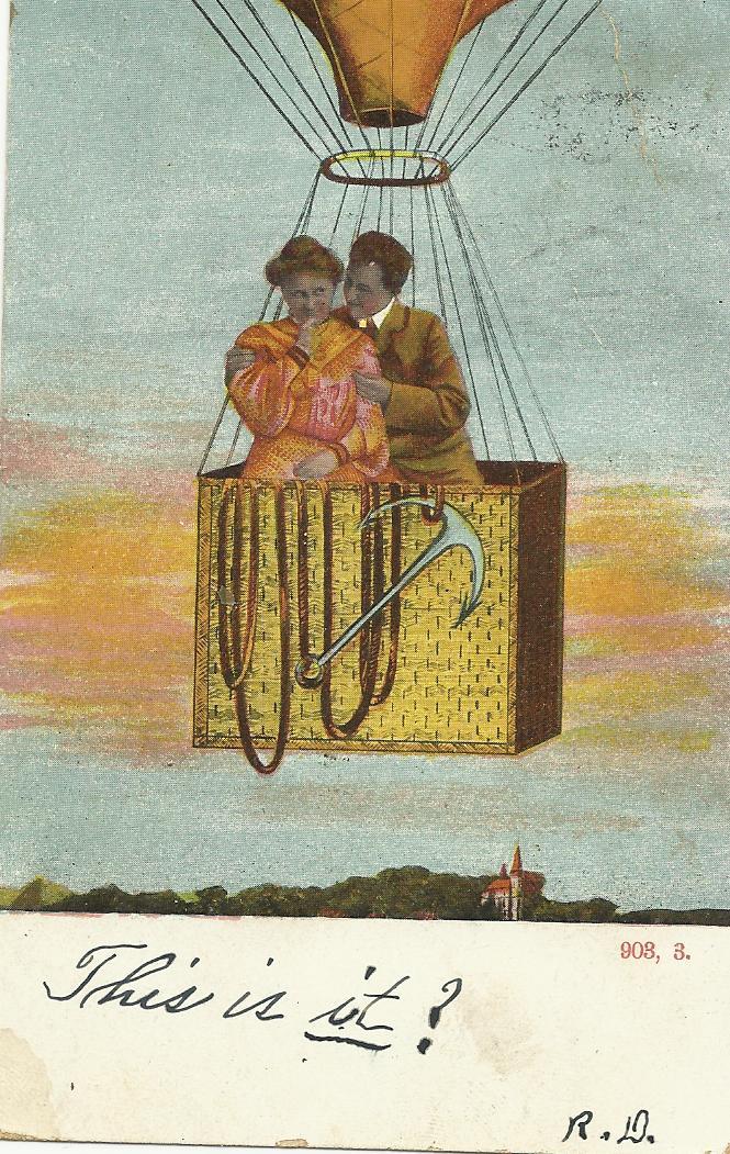 Balon (źródło: materiały prasowe Muzeum Erotyki)