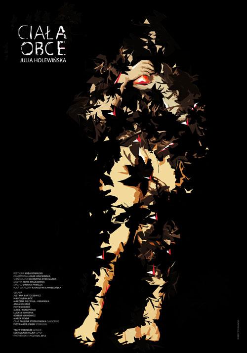 Spektakl Ciała obce w Teatrze Wybrzeże (źródło: materiał prasowy organizatora)