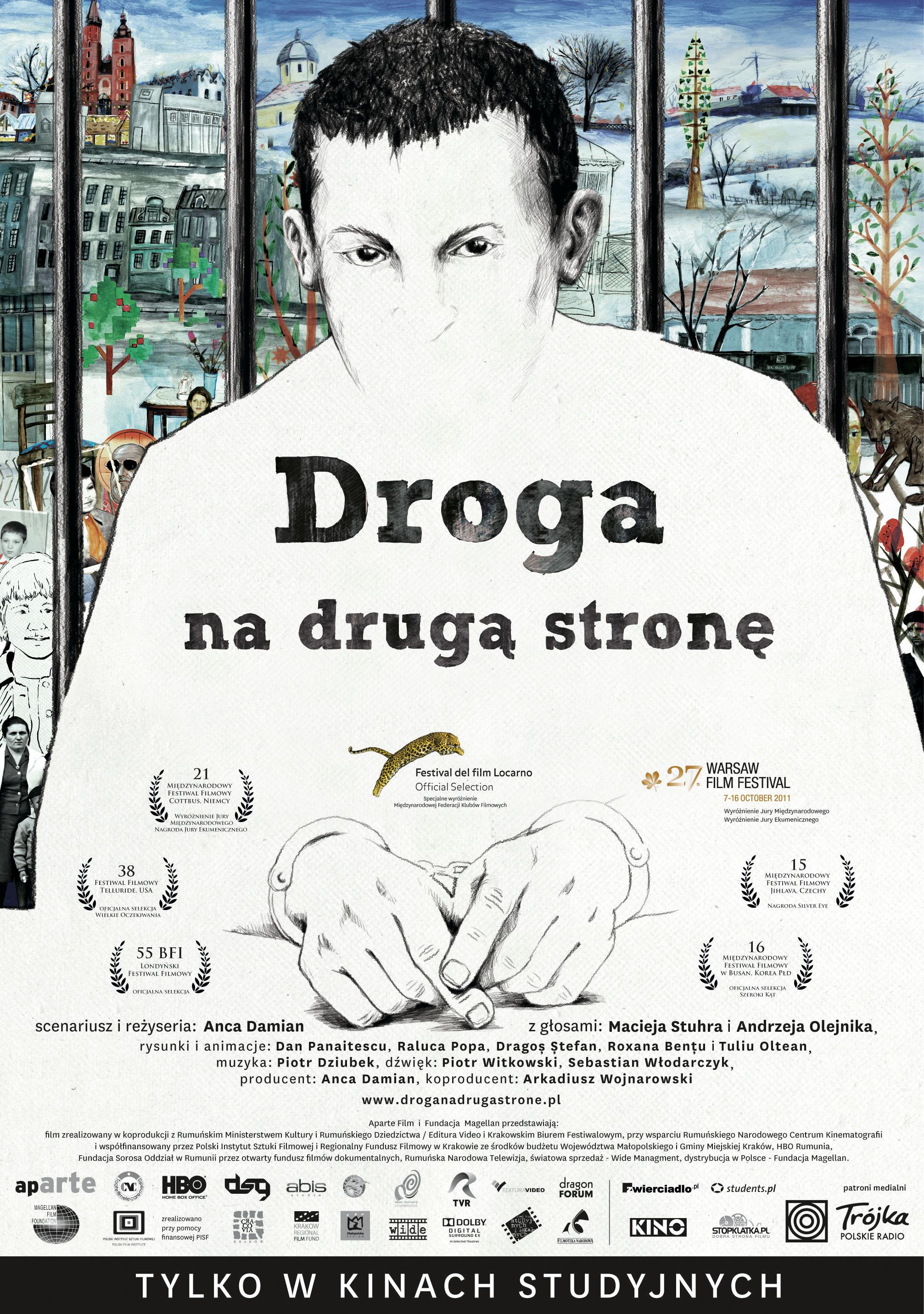 """""""Droga na drugą stronę"""", reż. Anca Damian (źródło: materiały prasowe Alvernia Studios)"""