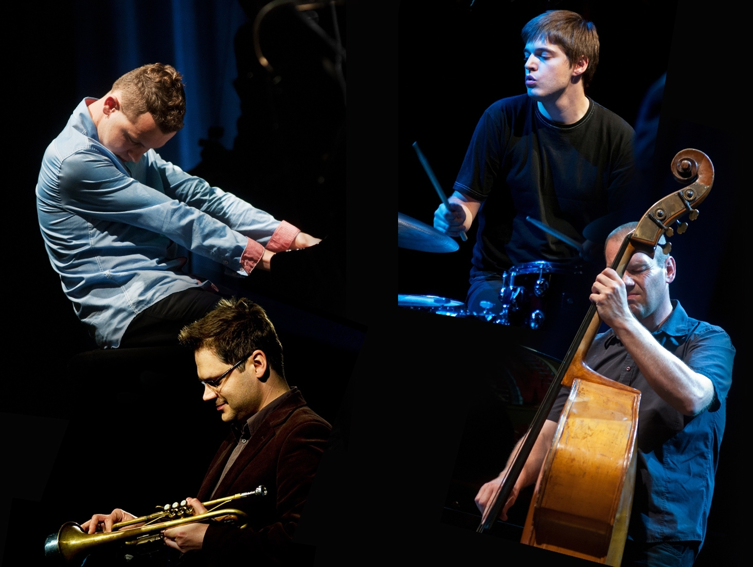Directions In Music: Chet Baker w wykonaniu Paweł Kaczmarczyk Audiofeeling Band (źródło: materiał prasowy organizatora)