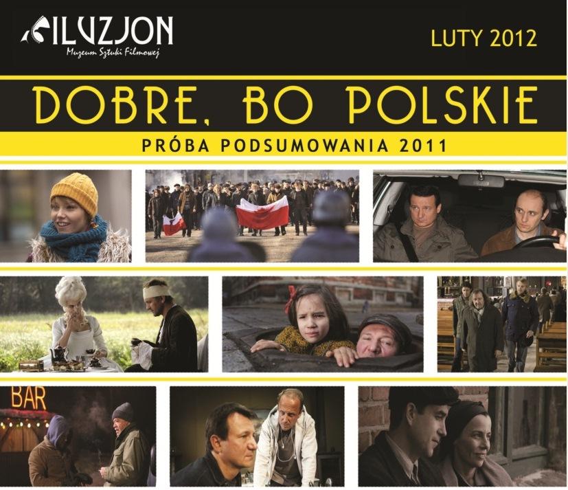 Przegląd filmowy Dobre, bo polskie w kinie Iluzjon (źródło: materiał prasowy organizatora)