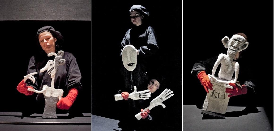 Przedstawienie Don Juan, czyli... (źródło: materiał prasowy Teatru Lalek Pleciuga)