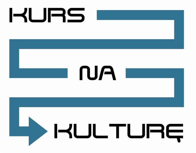 Kurs na kulturę - logotyp