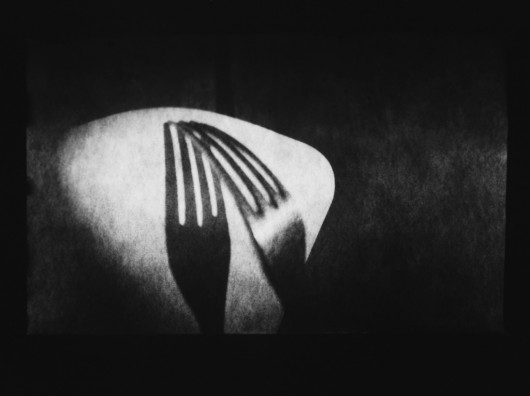 """Fot. Magdalena Poprawska """"Widelec"""" (źródło: materiały prasowe Galerii)"""