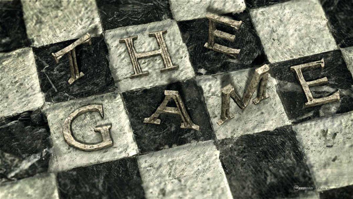 """Marcin Janiec, """"The Game"""" (źródło: materiał prasowy)"""