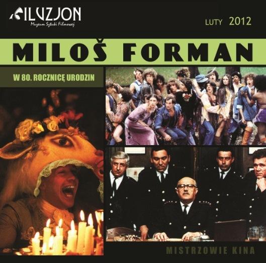 Miloš Forman w 80. rocznicę urodzin (źródło: materiał prasowy organizatora)