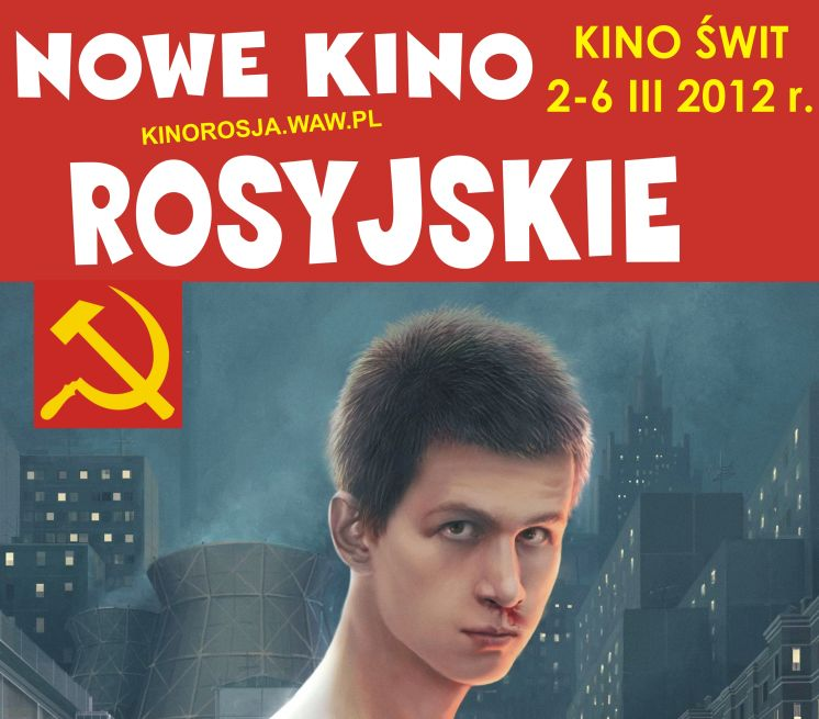 Nowe Kino Rosyjskie w Kinie Świt (źródło: materiał prasowy organizatora)