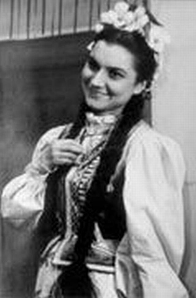 Sabina Chromińska-Leśniak (źródło: materiały prasowe Teatru)