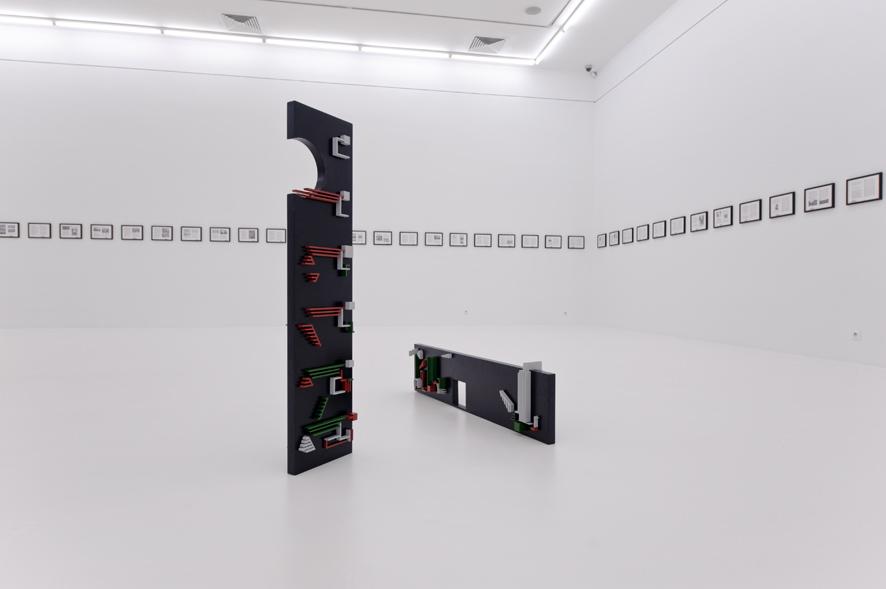 Projekt duetu Baumgart-Turowski, Galeria Atlas Sztuki, Łódź (źródło: materiał prasowy)