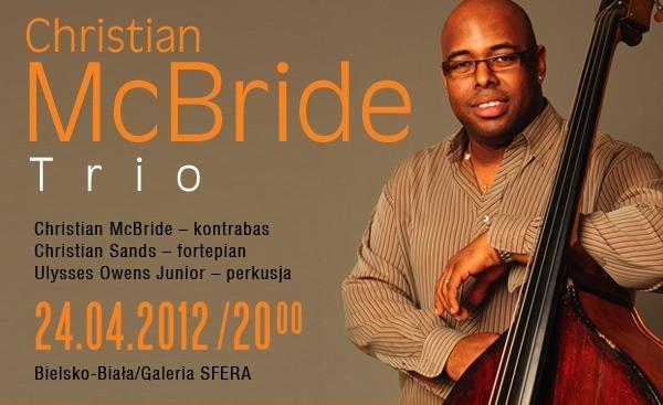 Christian McBridge w ramach Bielskiej Zadymki Jazzowej (źródło: materiały prasowe)