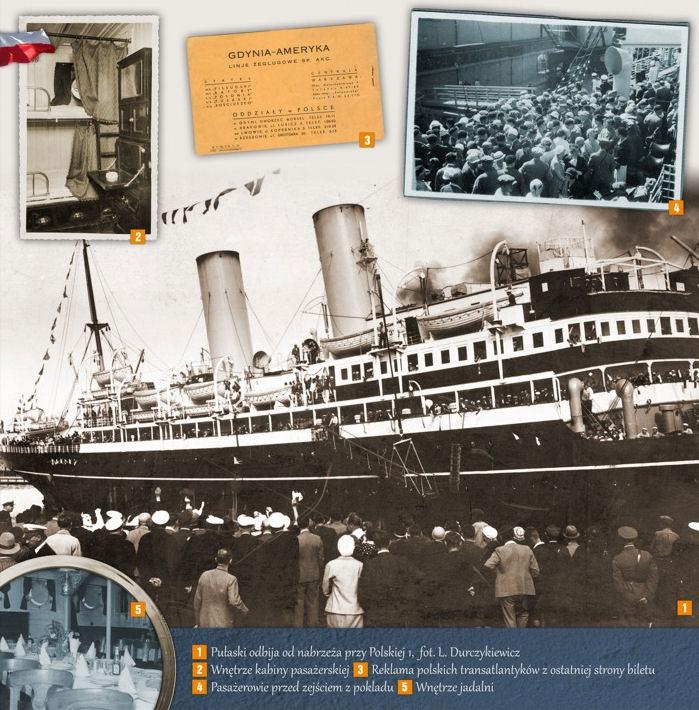 Fot. L. Durczykiewicz, SS Pułaski (źródło: materiały prasowe)