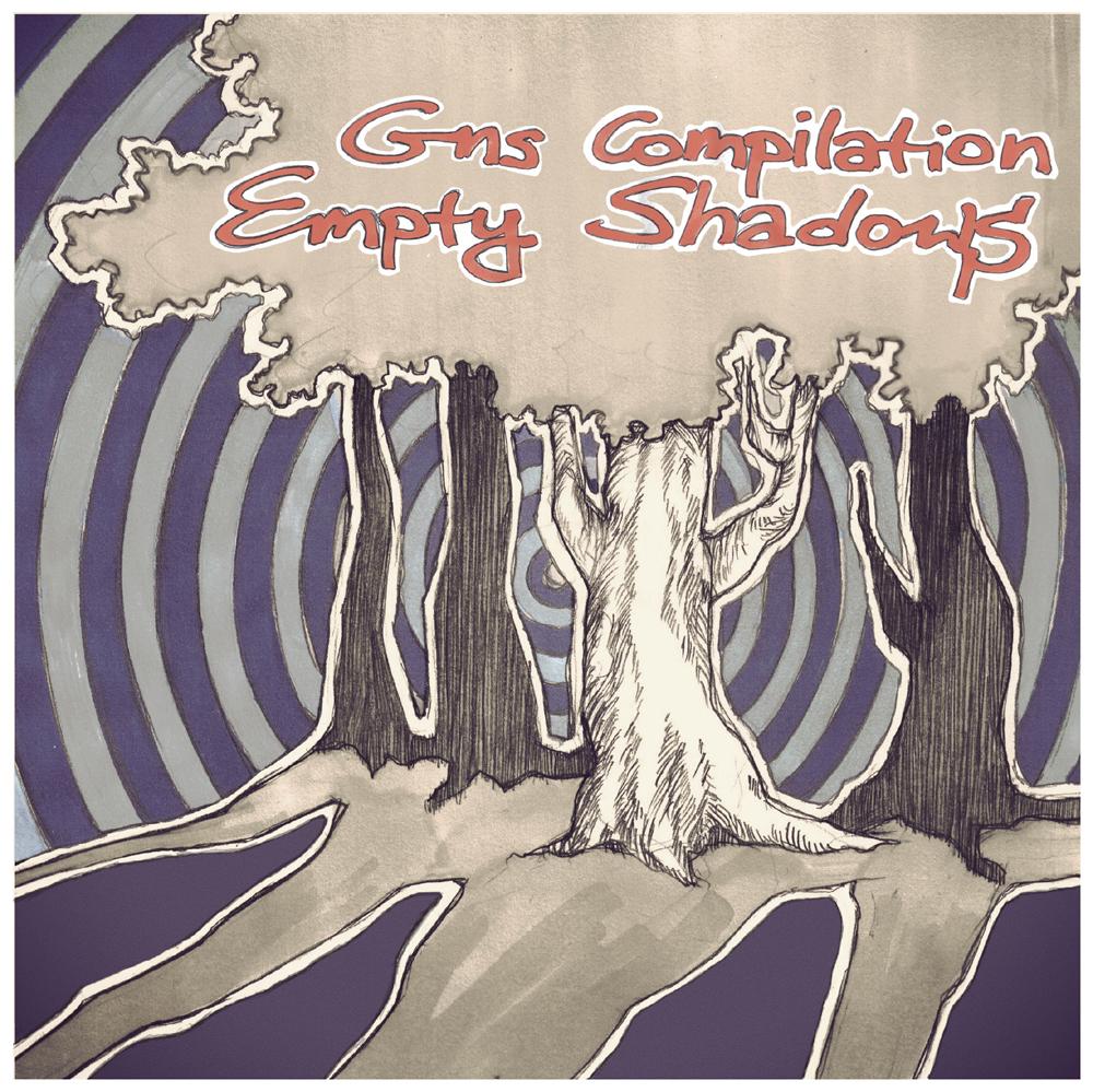 """Okładka płyty GNs Compilation, """"Empty Shadows"""" (źródło: materiał prasowy)"""