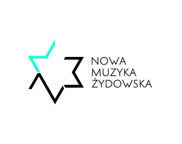 Logo Festiwalu Nowa Muzyka Żydowska (źródło: materiały prasowe)