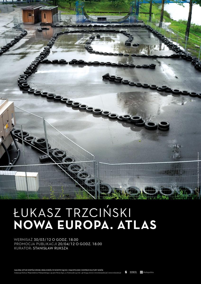 """""""Nowa Europa. Atlas"""", Łukasz Trzciński (źródło: materiał prasowy)"""