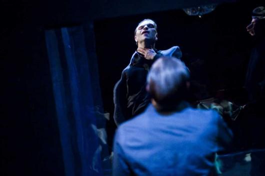 """""""Hamlet"""", reż. Paweł Szkotak, fot. Krzysztof Bieliński (źródło: materiały prasowe organizatora)"""