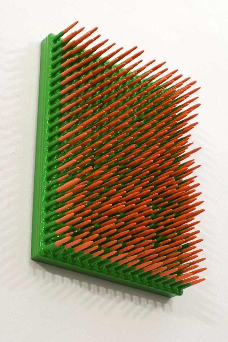 "Piotr Korol, ""Gravity Painting XIV"", 2009 (źródło: materiał prasowy)"