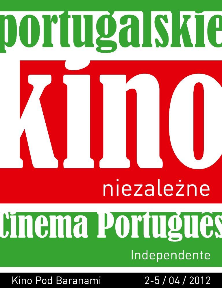Portugalskie kino niezależne, plakat (źródło: materiały prasowe)