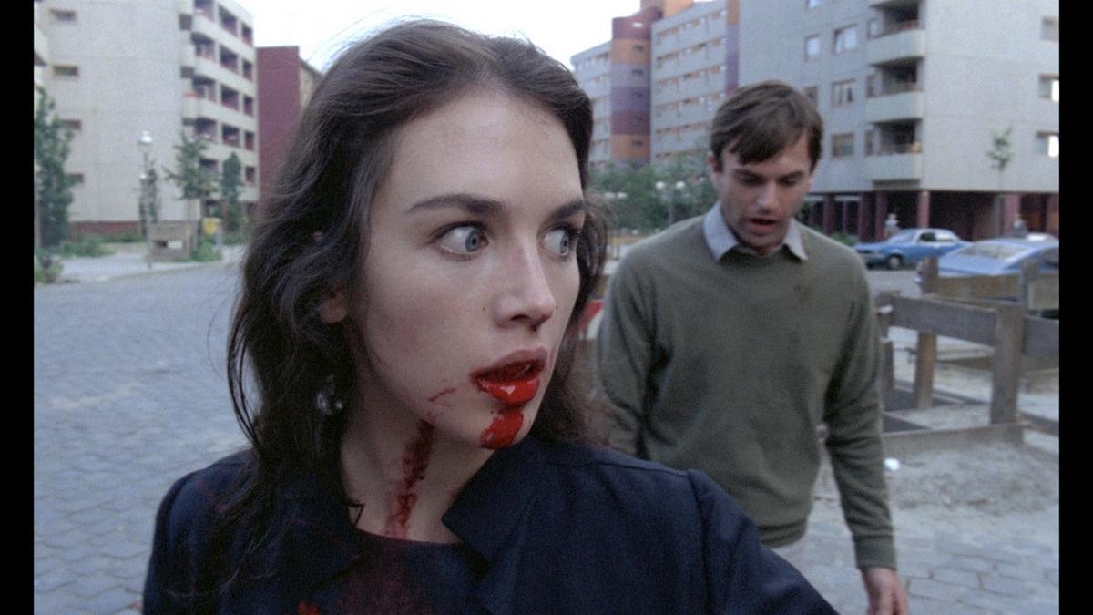 """Kadr z filmu """"Opętanie"""", reż. Andrzej Żuławski (źródło: materiał prasowy)"""