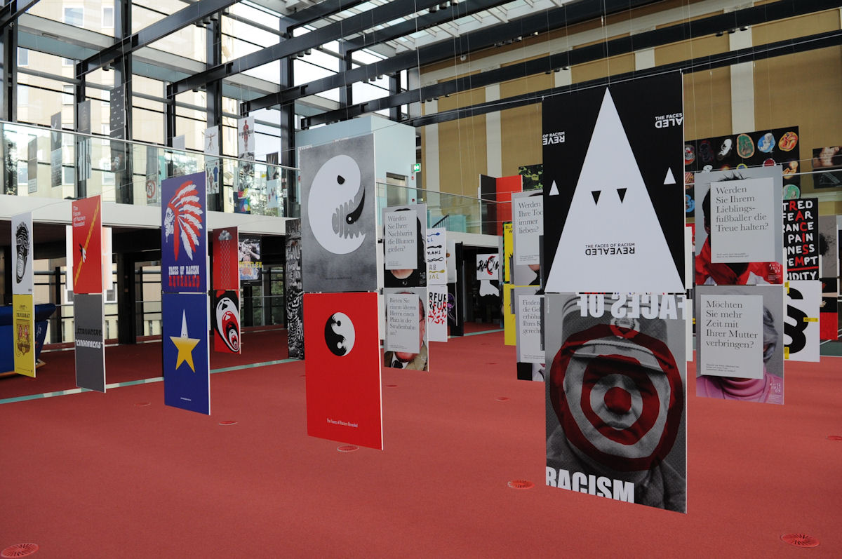 Poster Festival Ljubljana '11, 16 września 2011 roku (źródło: materiał prasowy)