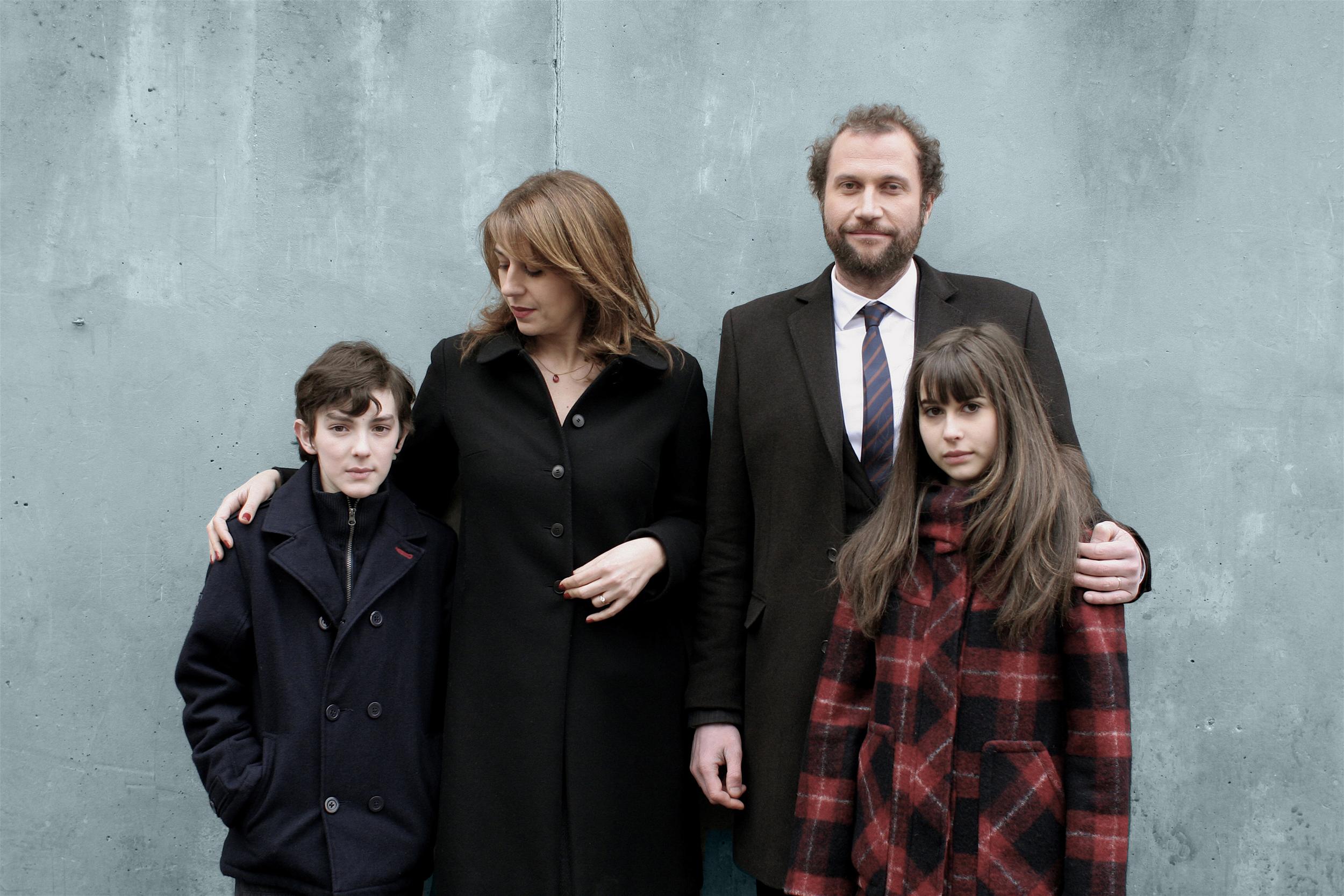 """Kadr z filmu """"Rodzina Wolberów"""" (źródło: materiały prasowe)"""