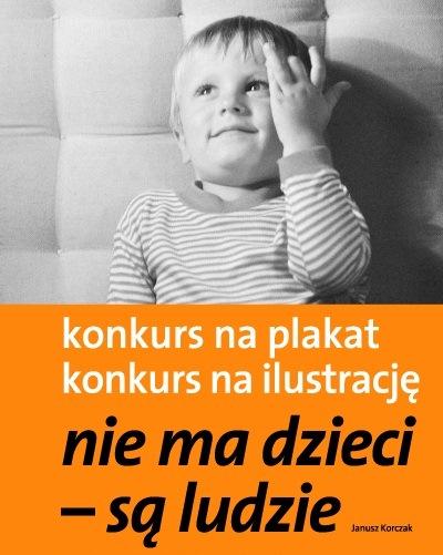 Rok Korczaka - Konkurs na plakat i ilustracje (źródło: materiał prasowy organizatora)