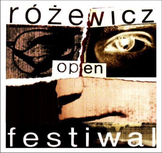 Logo Różewicz Open Festiwal (źródło: materiały prasowe)