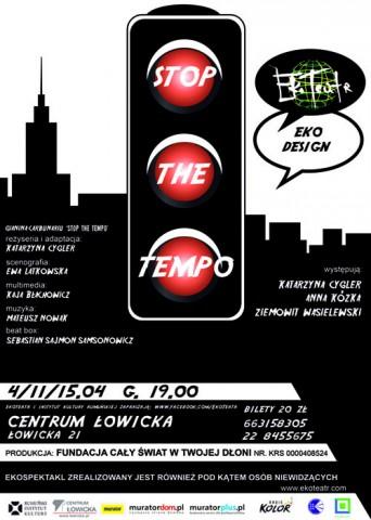 """""""Stop the Tempo"""", reż. Katarzyna Cygler (źródło: materiały prasowe organizatora)"""