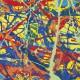 Edward Dwurnik, 4/6 XXV-218-3221, 2004, akryl (źródło: materiał prasowy)