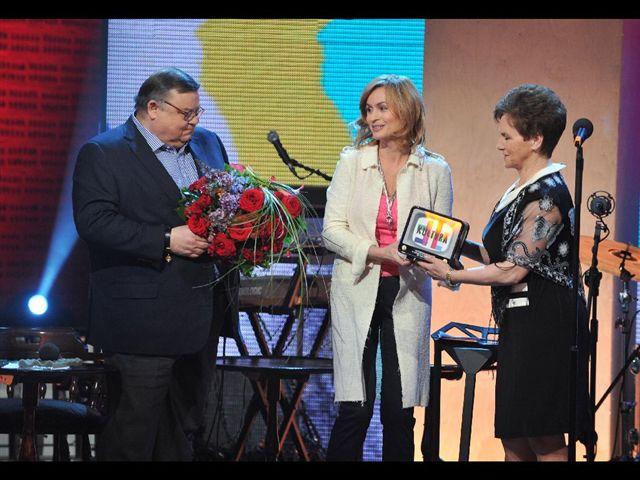 Gwarancje Kultury 2012, Danuta Wałęsa (źródło: materiał prasowy)