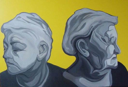 """Maria Kubit, """"Żółty"""" (źródło: materiał prasowy)"""
