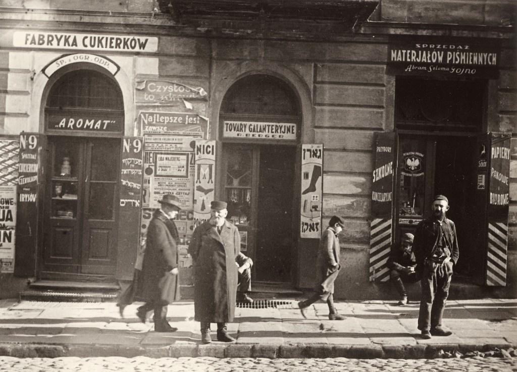 Warszawa (źródło: materiały Fundacji Shalom)