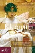 """Okładka książki Stacy Schiff, """"Kleopatra. Biografia"""" (źródło: materiał prasowy)"""