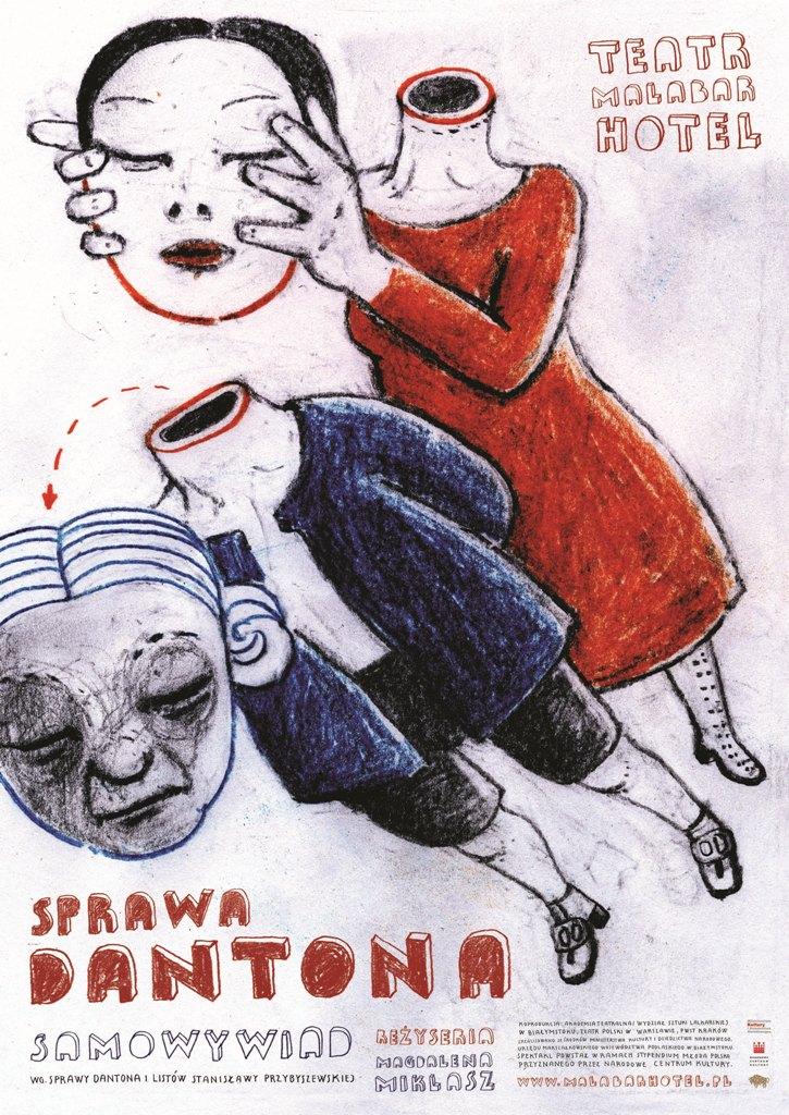 """""""Sprawa Dantona. Samowywiad"""", reż. Magdalena Miklasz (źródło: materiały prasowe organizatora)"""