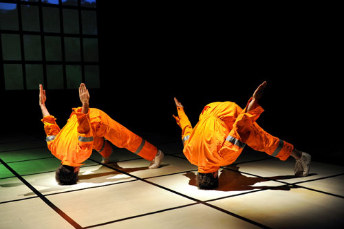 Wydarzenia Teatralnego i Tanecznego OFFu 2012 (źródło: materiały prasowe organizatora)