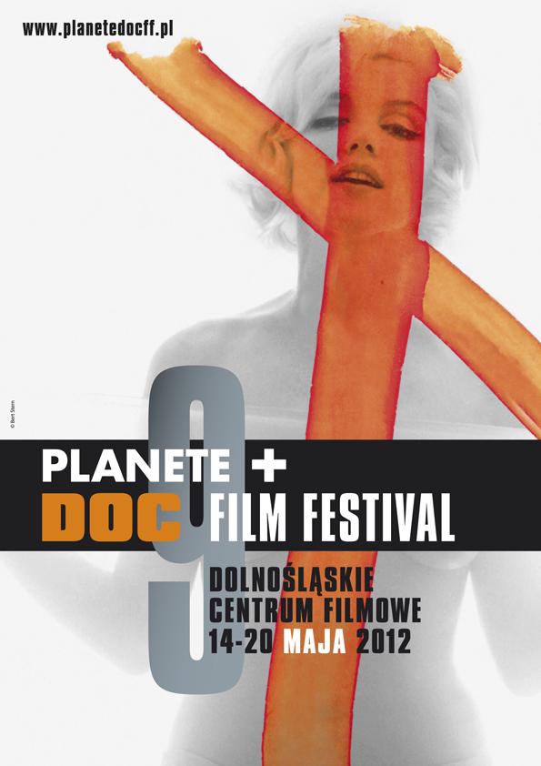 9 PLANET+ DOC FESTIVAL - plakat (źródło: materiał prasowy)