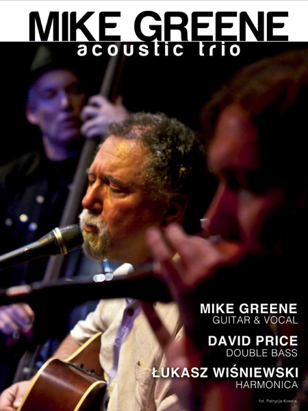 Koncert Blues. plakat (źródło: materiały prasowe)