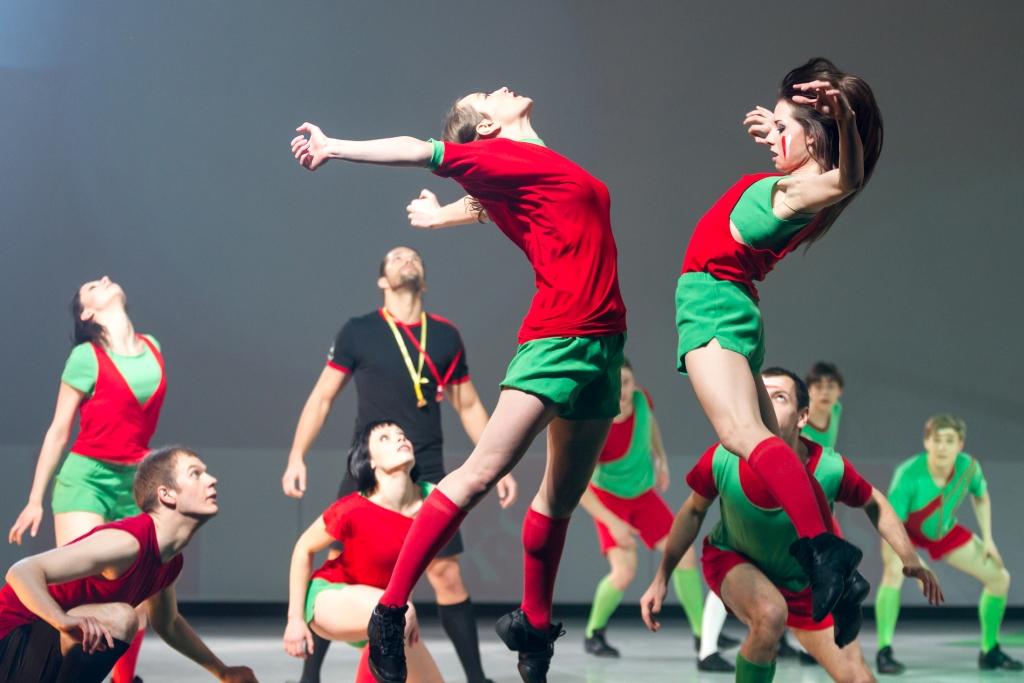 """""""FootBall@..."""", reż. Ewa Wycichowska, fot. (źródło: materiały prasowe organizatora)"""