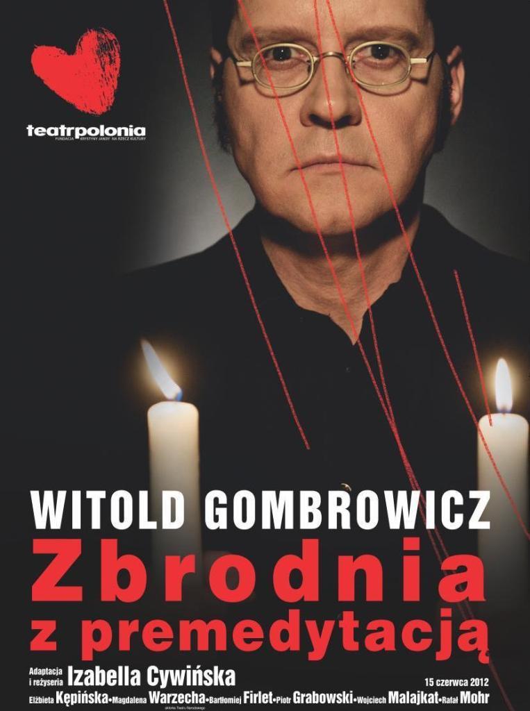 """""""Zbrodnia z premedytacją"""", reż. Izabella Cywińska (źródło: materiały prasowe organizatora)"""